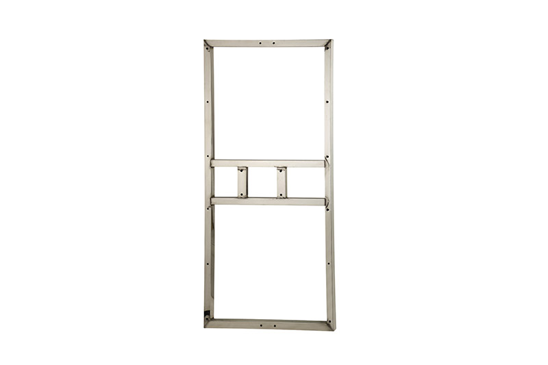2-horsepower Chinese-type stainless steel square frame
