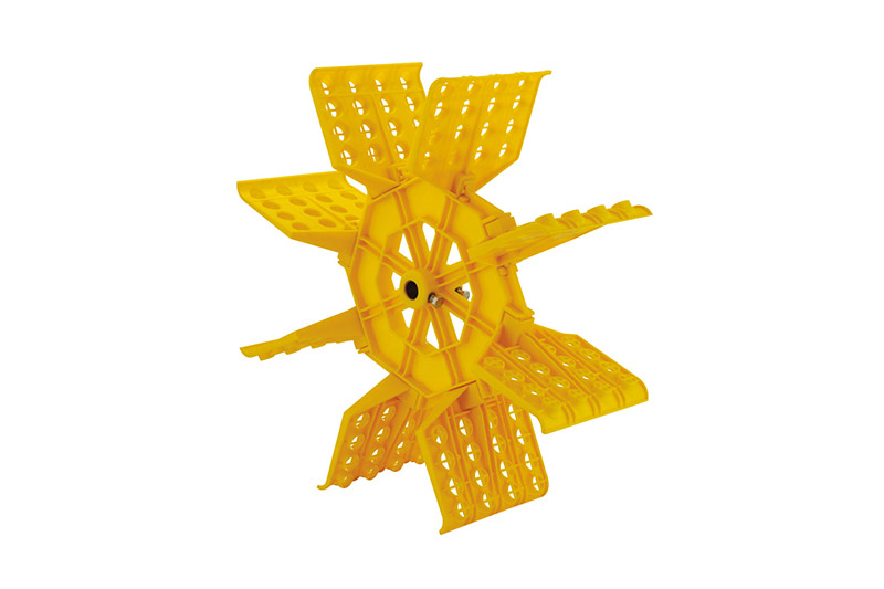 Size-5 Φ68cm split impeller