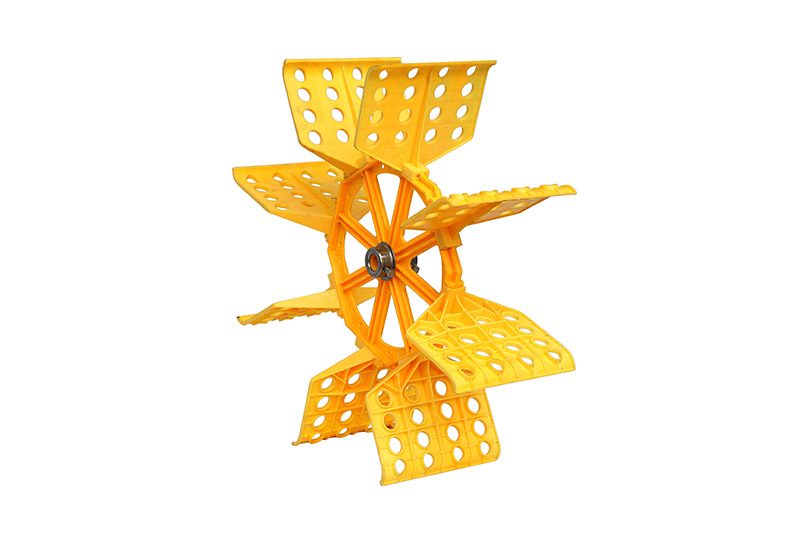 Size-6 Φ66cm nylon split impeller