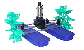Paddle wheel aerator (Water Cooling)