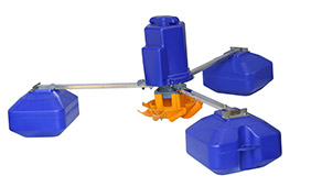 Super impeller aerator
