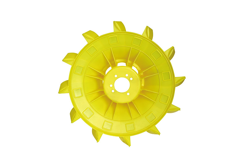 Chinese-type 1.5kW plastic  impeller