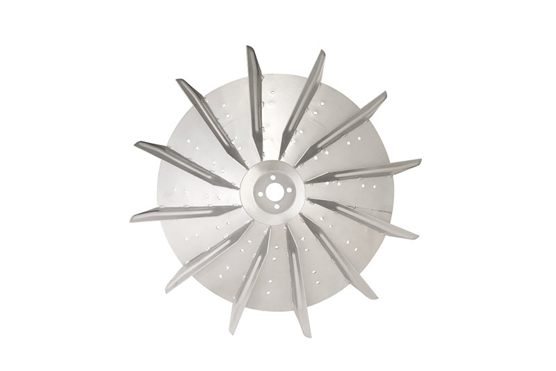 Guangdong-type  galvanized impeller Φ67cm