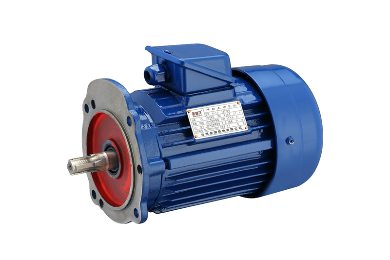 Impeller-type 4-spline  1.5kW motor