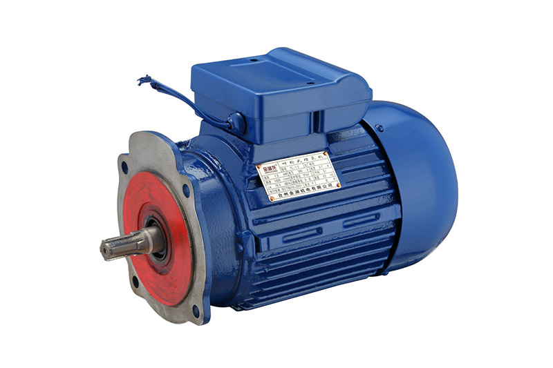 Impeller-type 4-spline  0.75~1.5kW single-phase motor